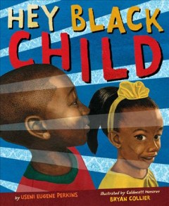 Hey black child book cover