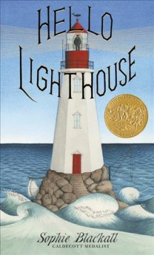 Hello Lighthouse book cover