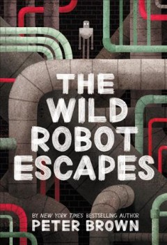 The wild robot escapes book cover