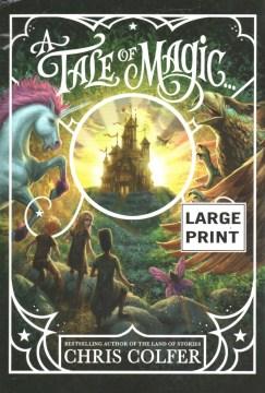 A tale of magic... book cover