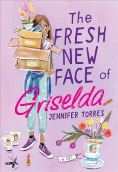The fresh new face of Griselda book cover