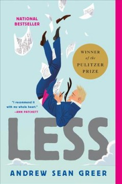 Less : a novel book cover