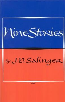 Nine stories book cover