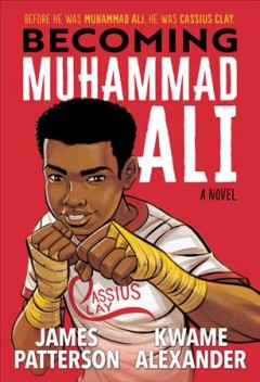 BECOMING MUHAMMAD ALI. book cover