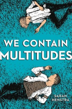 We contain multitudes book cover
