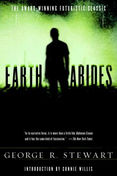 Earth abides book cover