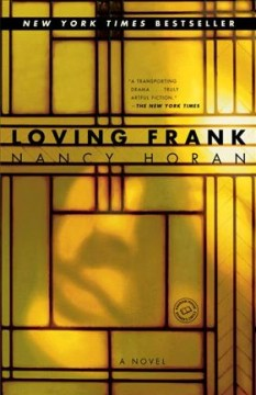 Loving Frank book cover