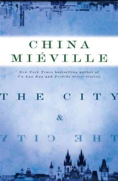 The city & the city book cover