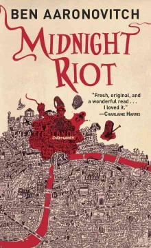 Midnight riot book cover