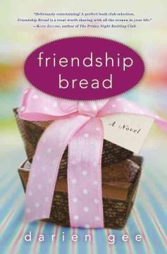 Friendship bread book cover