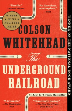 Catalog record for The underground railroad : a novel
