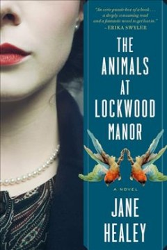 The animals at Lockwood Manor book cover