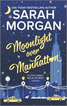 Moonlight over Manhattan book cover