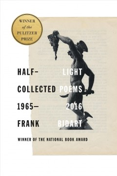 Half-light : collected poems 1965-2016 book cover
