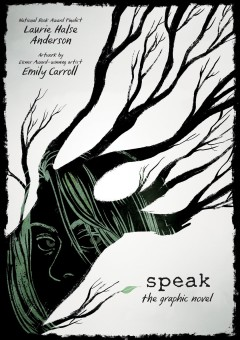 Speak : the graphic novel book cover