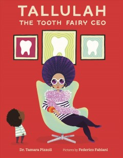 Tallulah the Tooth Fairy CEO book cover