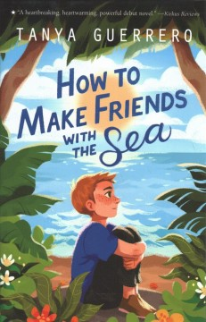 How to make friends with the sea book cover