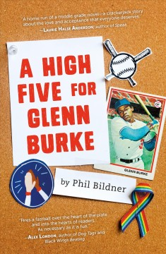 A high five for Glenn Burke book cover