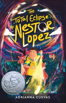 The total eclipse of Nestor Lopez book cover
