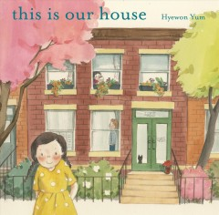 This is our house book cover