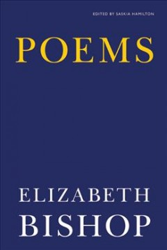 Poems book cover