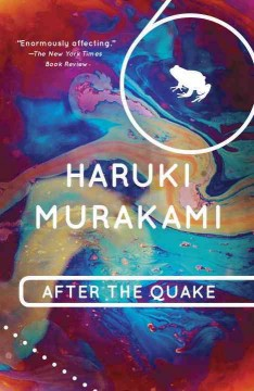After the quake : stories book cover