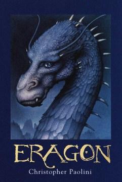Eragon book cover