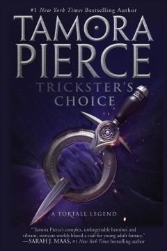 Trickster's choice book cover