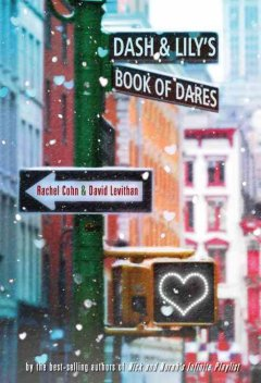 Dash & Lily's book of dares book cover