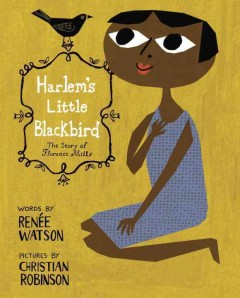 Harlem's little blackbird book cover