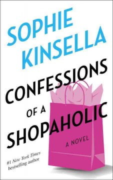 Confessions of a shopaholic book cover