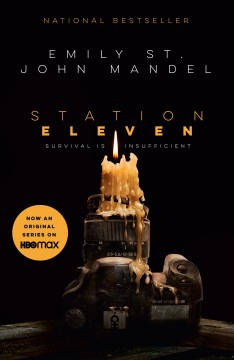Station eleven : a novel book cover