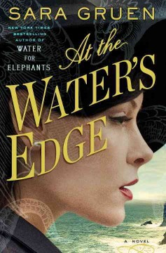 At the water's edge : a novel book cover