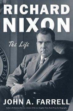Richard Nixon : the life book cover