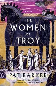The women of Troy : a novel book cover