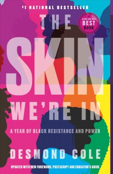 The skin we're in : a year of black resistance and power book cover