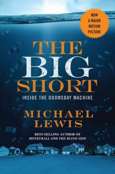 The big short : inside the doomsday machine book cover
