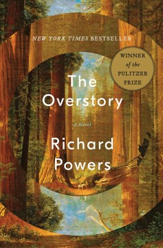 The overstory : a novel book cover