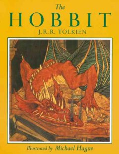 The hobbit : or, There and back again book cover
