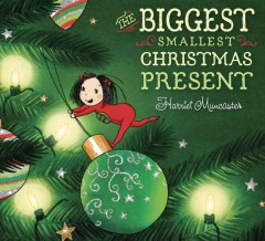 The biggest smallest Christmas present book cover