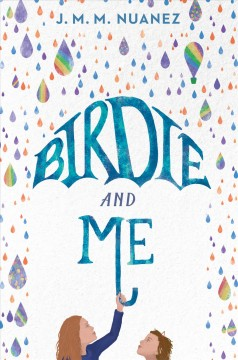 Birdie and me book cover