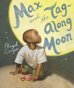 Max and the tag-along moon book cover