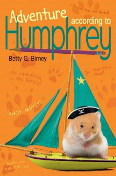 Adventure according to Humphrey book cover