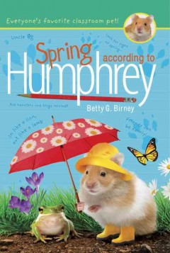 Spring according to Humphrey book cover
