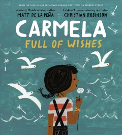 Carmela full of wishes book cover