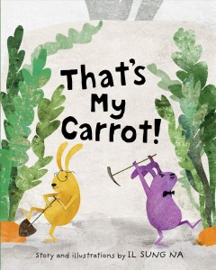 Catalog record for That's my carrot!
