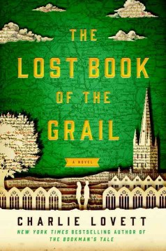 The lost book of the Grail, or, A visitor's guide to Barchester Cathedral book cover