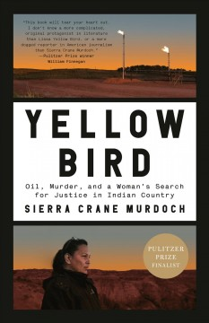 Yellow Bird : oil, murder, and a woman's search for justice in Indian country book cover