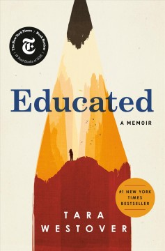 Educated : a memoir book cover