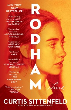 Rodham : a novel book cover